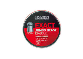 5,52mm JSB Exact Jumbo Beast 2,2g 150kpl - 5,5 mm luodit - 546387150 - 1