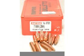 7 mm Norma Oryx 170 gr 11 g 100 kpl - Luodit - 7393923670010 - 2