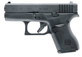 Umarex Glock 42 6mm CO2 pistooli blowback - Airsoft pistoolit ja revolverit - 26410 - 1