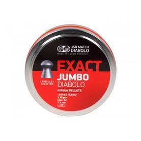 JSB Jumbo Exact 1,03g - 5,5 mm luodit - 33000011 - 4