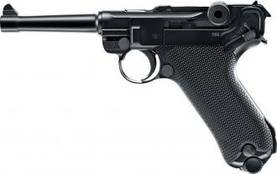 Umarex P.08 Parabellum CO2 steel BB Blowback ilmapistooli - Co2 kaasutoimiset - 4000844563682 - 1