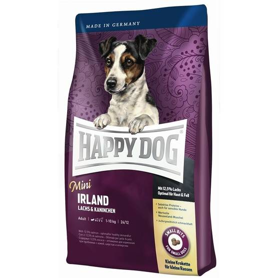 Happy Dog Mini Irland 4kg - Happy Dog koiranruoka - 03572 - 1