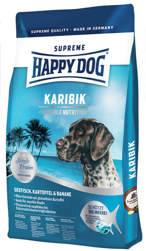 Happy Dog Supreme Karibik koiranruoka - Happy Dog koiranruoka - 03522 - 1