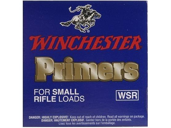 Winchester Small Rifle Nalli - Nallit - 020892300033 - 1