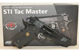 STI Tac master 6mm blowback - Airsoft pistoolit ja revolverit - 5707843047364 - 3