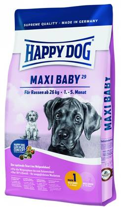 Happy Dog Maxi Baby GR - Happy Dog koiranruoka - 03424