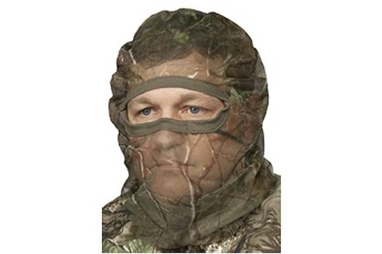 Hunters Specialties Flex Form 2 Mesh Face Mask Polyester Realtree/Camo - Naamiointi - 021291045464 - 2