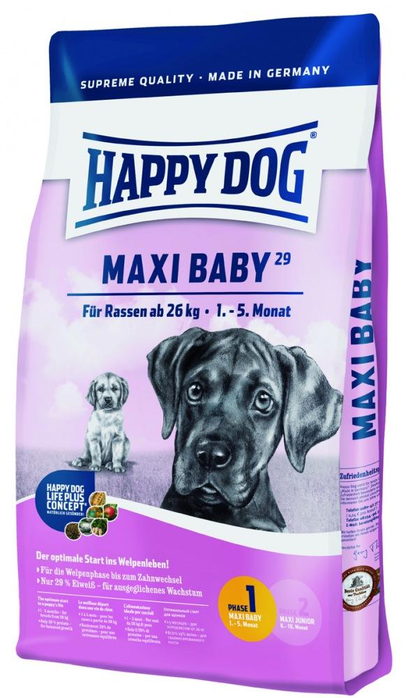 happy dog maxi baby koiranruoka verkkokauppa. Black Bedroom Furniture Sets. Home Design Ideas