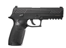Sig Sauer P320 Black 4,5mm ilmapistooli - Co2 kaasutoimiset - 768681557875 - 1