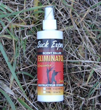 Buck Expert Scent Killer Eliminator 250ml - Hajusteet - 621355000905 - 1