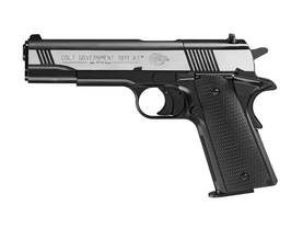 Umarex Colt Government 1911 A1 CO2 ilmapistooli 4.5mm - Co2 kaasutoimiset - 4000844427335 - 1