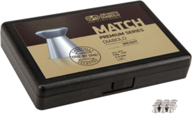 4,51mm JSB Premium Match Rifle 0,520g - 4,5 mm luodit - 164176 - 1