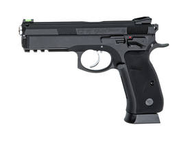 ASG CZ Shadow SP-01 blowback CO2 4,5mm ilmapistooli - Co2 kaasutoimiset - 18396 - 1