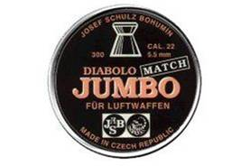 JSB Jumbo Match 0,89g - 5,5 mm luodit - 4000307 - 3