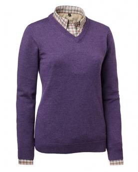 Chevalier Gaby Pullover neule lila - Naisille - 808491083027 - 1