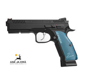 ASG CZ Shadow 2 - CO2 Blowback 6mm Airsoft pistooli - Airsoft-pistoolit ja -revolverit - 50227 - 1