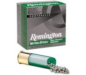 10/89 Remington Nitro Steel no T 5,1mm 25kpl - 10 kaliiperi - 047700046808 - 1