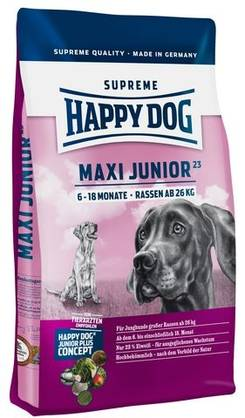 Happy Dog Maxi Junior GR - Happy Dog koiranruoka - 03428
