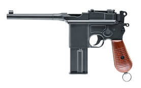 Umarex Legends Mauser C96 FM ilmapistooli - Co2 kaasutoimiset - 4000844587008 - 1