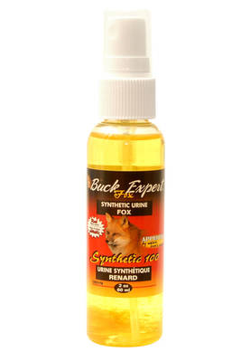 Buck Expert Synteettinen Ketun virtsahajuste 60ml - Hajusteet - 621355004859 - 2