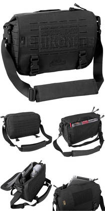 Helikon Small Messenger Bag - Reput ja laukut - 4202229000smb - 1