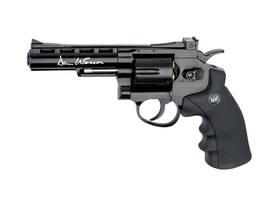 "Dan Wesson 4"" - Co2 kaasutoimiset - asg_danwesson_blac - 1"