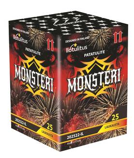 Monsteri - Padat - 6430037816802 - 1