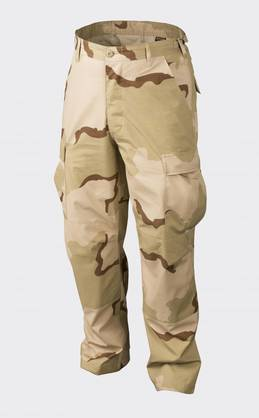 BDU Battle Dress Uniform housut - Ripstop, US Desert - Housut - SPBDUCR05L - 1
