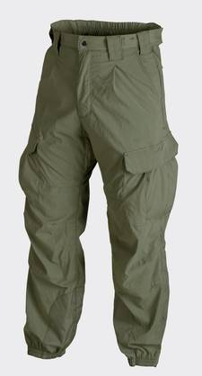 Helikon Level 5 II Soft Shell housut Olive Green - Housut - SPSS2NL02XXL - 1