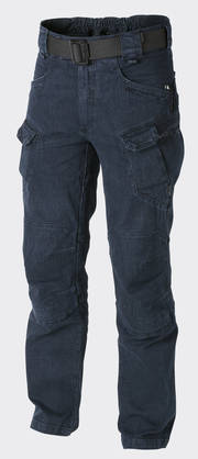 Helikon Urban Tactical Denim - Long - Housut - SPUTLDM31LongXXL - 1