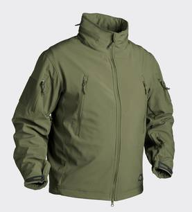 Helikon Gunfighter Windblocker Olive Green - Takit - BLCAFFL02M - 2