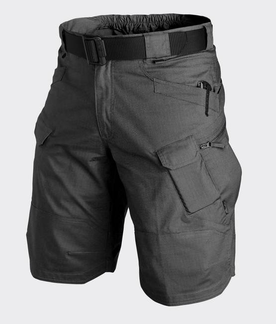 Helikon Urban Tactical Shortsit Musta - Housut - 02101187M - 4