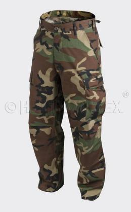 BDU Battle Dress Uniform housut - Ripstop - Housut - SPBDUCR03S - 1