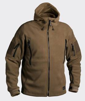 PATRIOT takki - Double Fleece -Coyote - Takit - BLPATHF11XS - 1